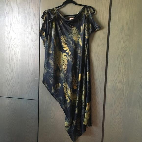 942c13129ea1 Lanvin Dresses | Black Floral Silk Dress | Poshmark